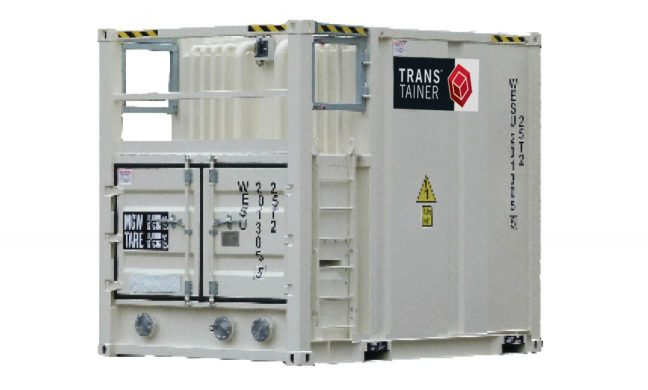 9500 Litre Transportable Diesel Container