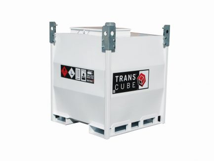 Western Global TransCube 10TCC Contract - Transportable Diesel Tank