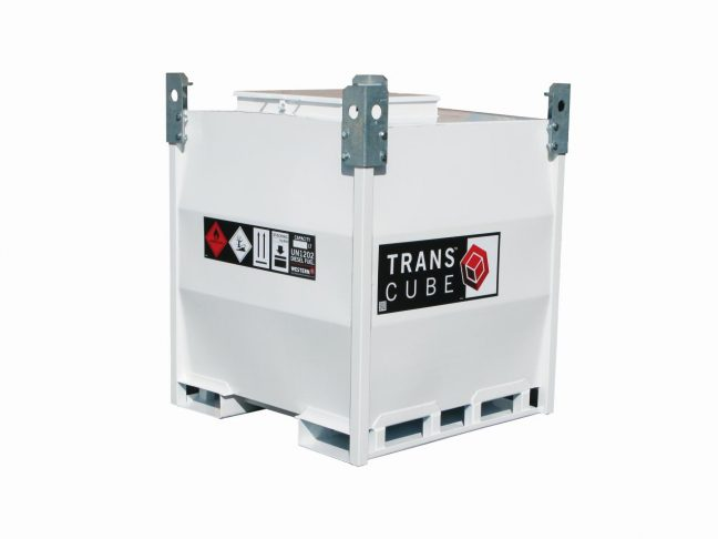 850 Litre Contract Tank, Transportable Diesel Tank