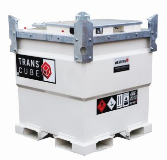 Western Global TransCube 10TCG - Transportable Diesel Storage Tank