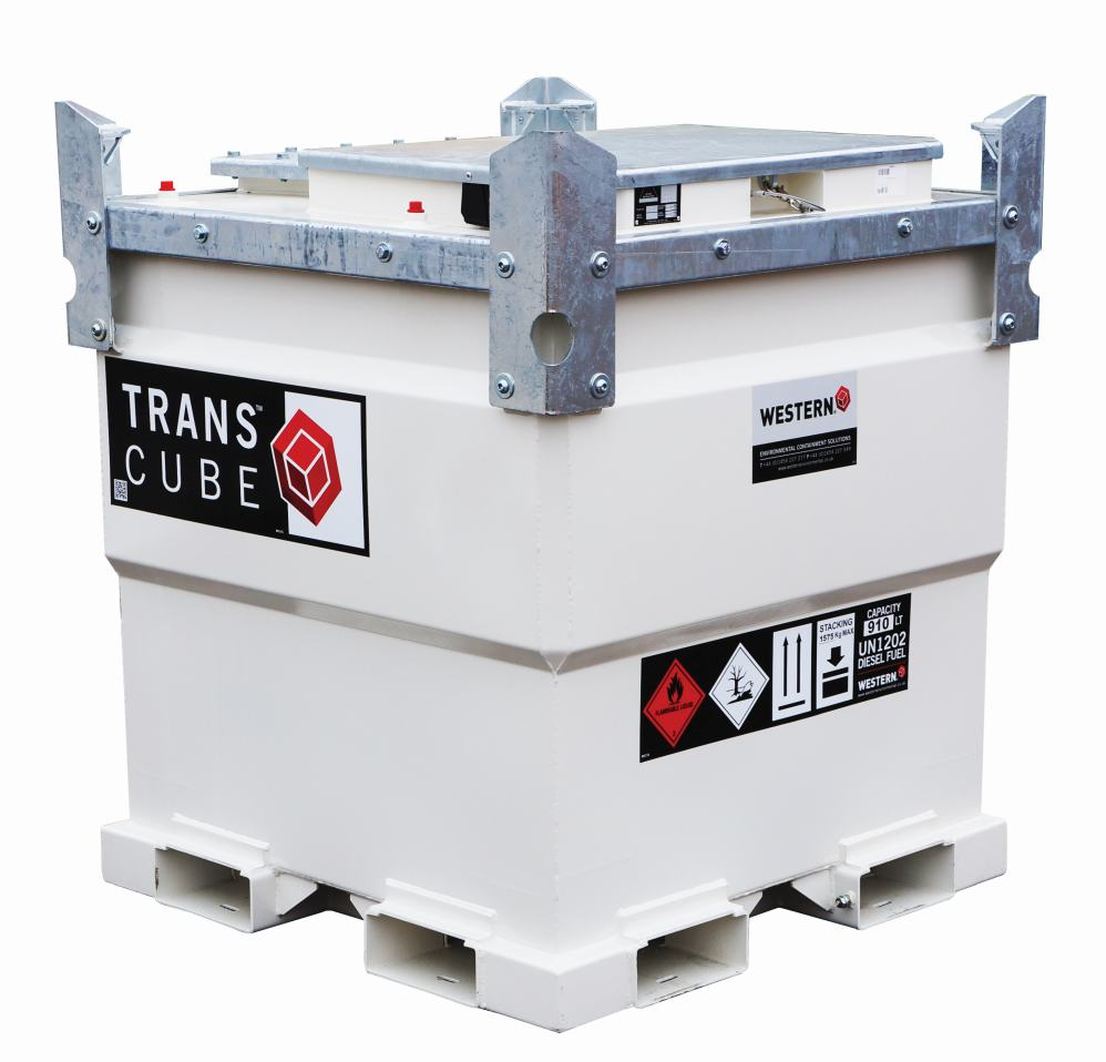 Transcube ADR tank inspection