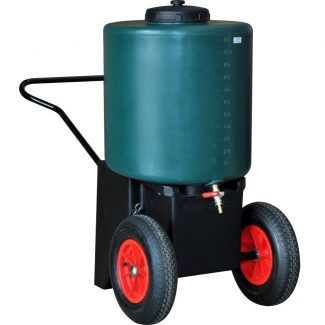 Wydale 110 Litre Water Trolley - Garden Allotment Use