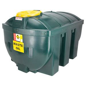 DESO H1235WOW Bunded Waste Oil Storage Well