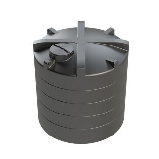 12500L Vertical Water Storage Tank Potable - Enduramaxx