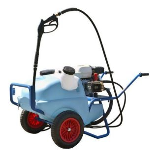 Enduramaxx 50 Litre Push Along Sprayer