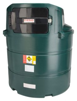 Bunded Diesel Fuel Dispensing Tank - DESO V1340CDD