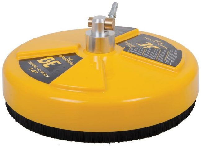 14 whirlaway surface cleaner pressure washer