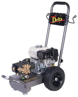 Dualpumps Delta 12140 - 140 Bar Honda Petrol Pressure Washer