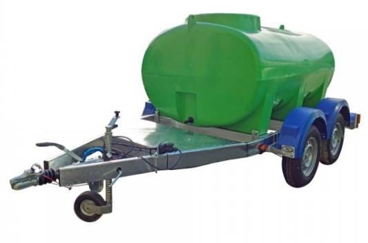 1420200 highway tow water bowser