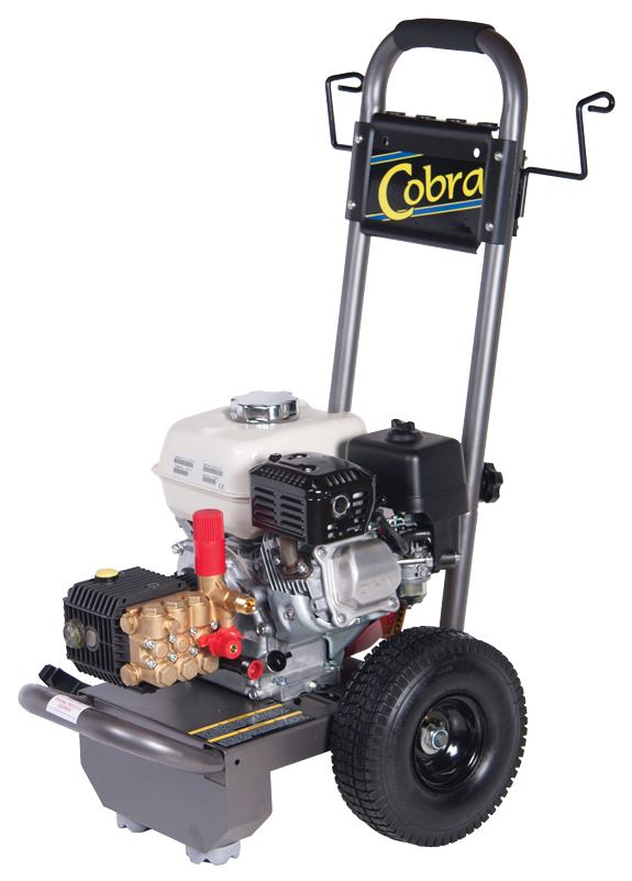 150 bar mobile pressure washer CT12150PHR