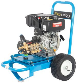 Evolution 1 13170 - 170 Bar Yanmar Diesel Engine Pressure Washer
