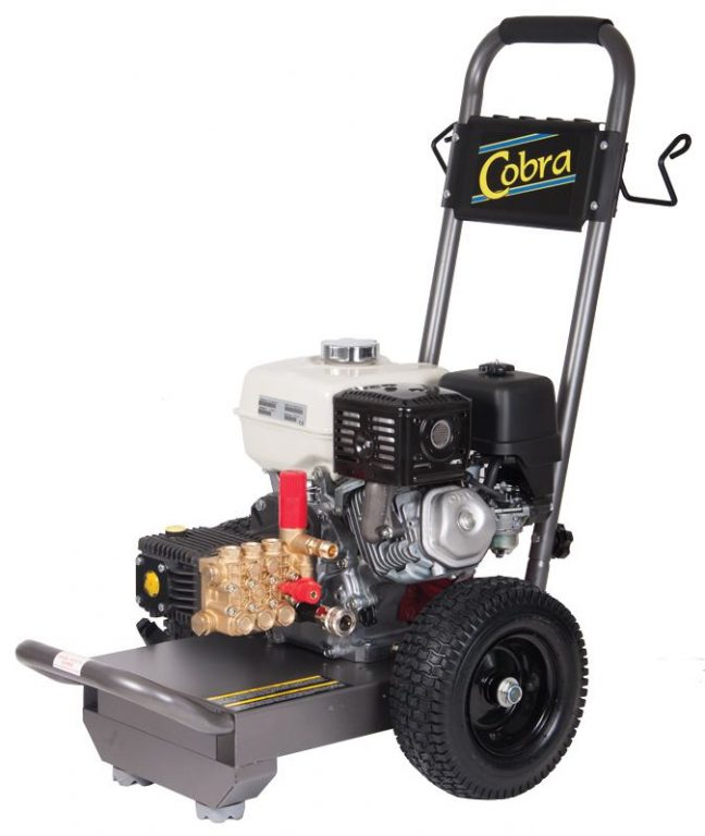 200 bar mobile pressure washer CT13200PHR