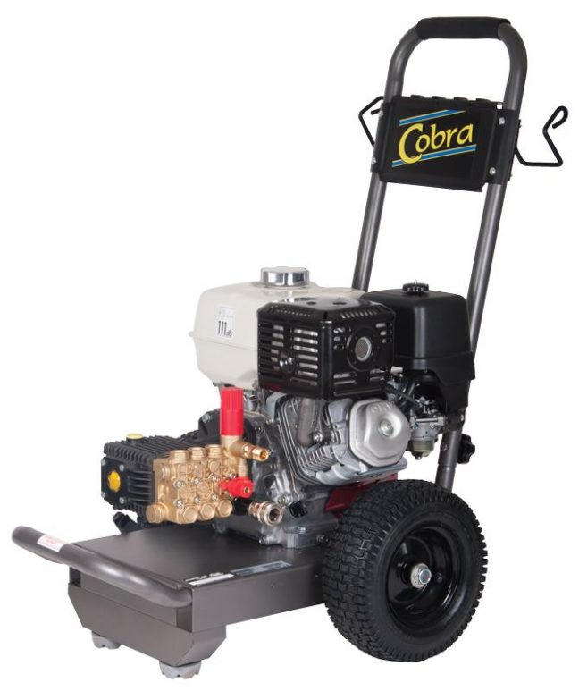 200 bar mobile pressure washer CT16200PHR