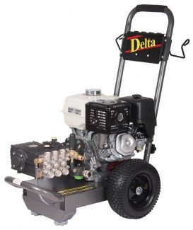Dualpumps Delta 15250 - 250 Bar Honda Petrol Pressure Washer