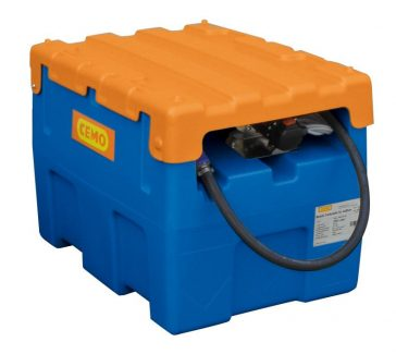 CEMO Blue-Mobile Easy 200 Litre With Electric Pump