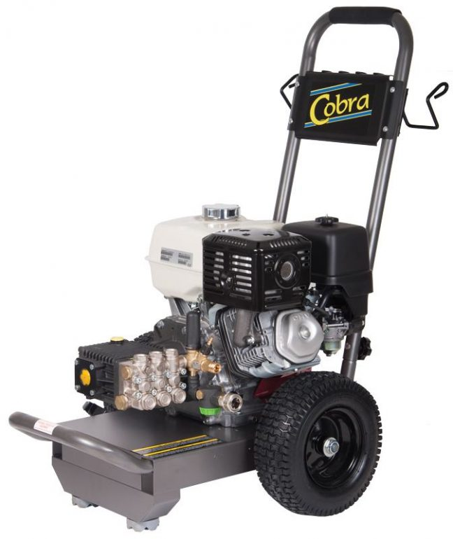 250 bar mobile pressure washer CT15250PHR