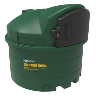 Bunded Diesel Storage Dispenser - Harlequin 2500FS