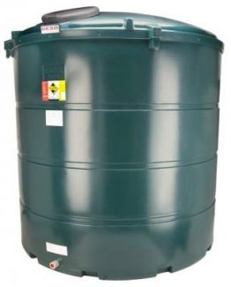 DESO V5000BT Bunded Oil & Diesel Storage Tank