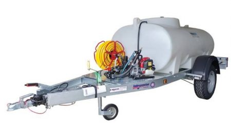 Enduramaxx 1200L Water Bowser for Plant Watering - Highway Tow