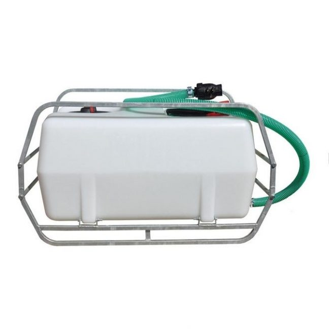 700 Litre WRAS approved Skid Mounted Water Bowser