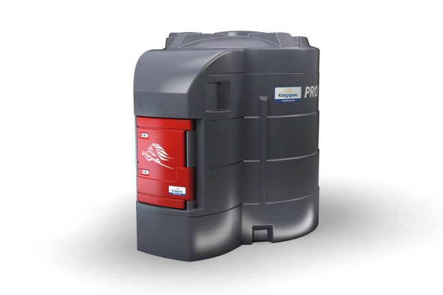 9000 litre Fuel Management System Titan