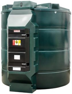 Bunded Diesel Tank & Fuel Dispenser - DESO V9400DD