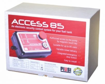 Fuel Security System - Piusi Access 85 Self Install Kit