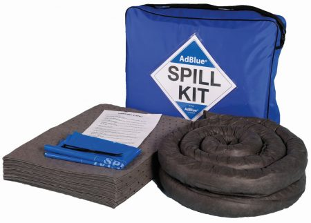 50L Blue Shoulder Bag Spill Kit For use with Ad-Blue
