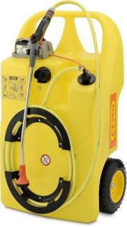 60L Plant Watering - Window Cleaning Wheeled Tank - CEMO Aqua-Caddy