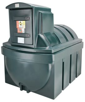 Bunded Diesel Dispenser Tank - Atlas 2500FDA
