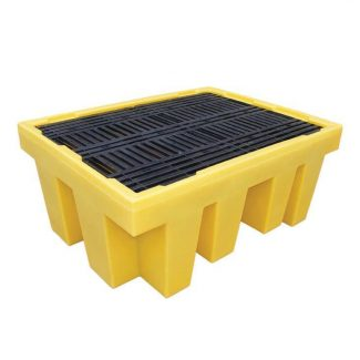 Romold BB1 - IBC Bund Spill Pallet with Removable Deck