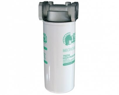 Water & Particle Biodiesel Tank Filter 70L/min - 10 Micron