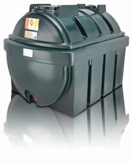 Atlas 2500 BHA Bunded Oil Tank
