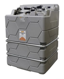 CUBE-Tank Indoor Basic, for lubricants 1500L