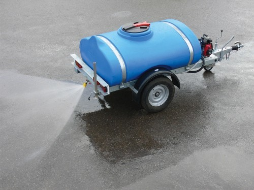 Dust Suppression kit for water bowsers