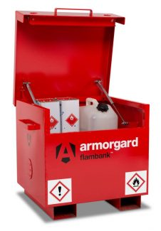 Armorgard Flambank Petrol & Flammable Site Box - FB21