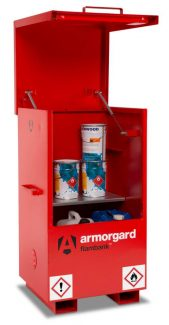 Armorgard Flambank Petrol & Chemical Site Chest - FBC2
