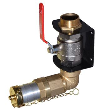 FP001 Straight Fill Point