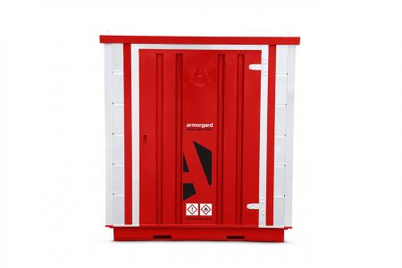 COSHH Flat Pack Container - Forma-Stor FR100-C
