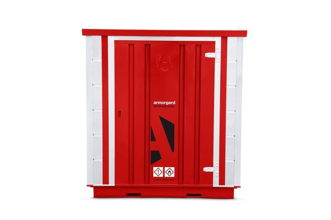 COSHH Compliant Walk-in Container Collapsible
