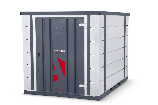 FR300 collapsible walk in unit collapsible storage 5