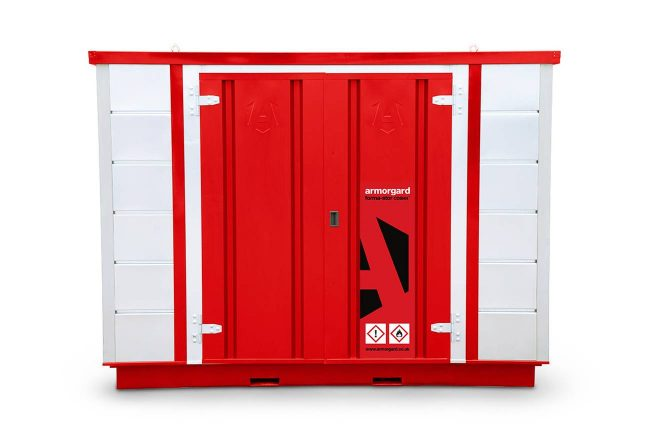 COSHH Forma-Stor Container Walk-in