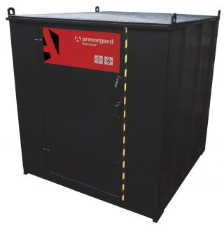 Walk-In Chemicals & Flammables Container - FlamStor FS2.0