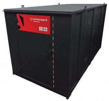 Walk-In Chemicals Container & Flammables - Flamstor FS4.0