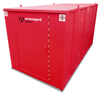 Flammable Storage Container Hazardous Material