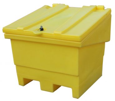 Romold 250 Litre Grit Salt Bin Storage Box