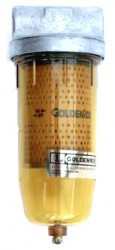 GoldenRod Diesel Fuel Oil Filter And Replacement Elements