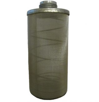 Mesh Filter for GoldenRod Particle Filters