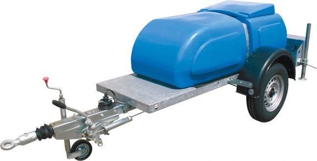 500 litre highway towable Water Bowser