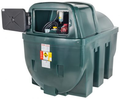 DESO H1235CDD Diesel Fuel Dispensing Tank